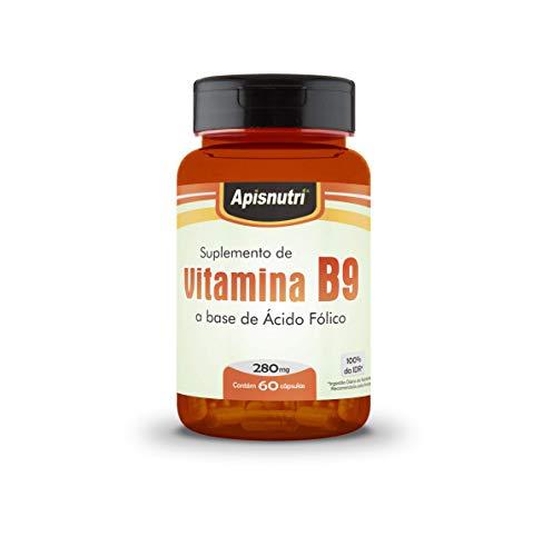 Vitamina B9 (60 cápsulas) 280 mg