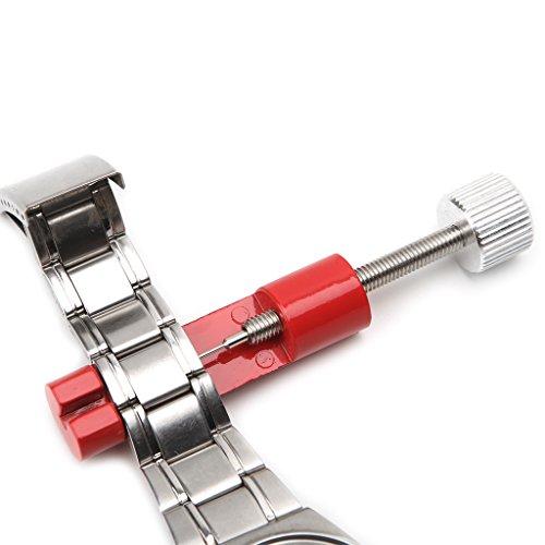 Manyo Armbanduhr Remover Reparatur-Set mit 3 Ersatznadeln