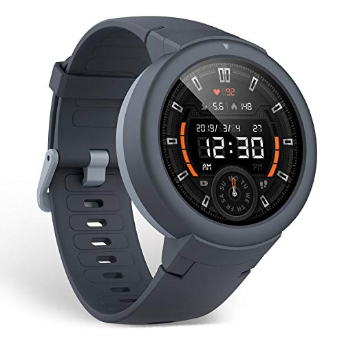 Amazfit Verge, Smartwatch Men's, Gray, Normal