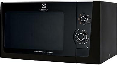 Electrolux EMM21150K Encimera 21.23L 800W Negro - Microondas (Encimera, 21,23 L, 800 W, Giratorio, Negro, 1000 W)