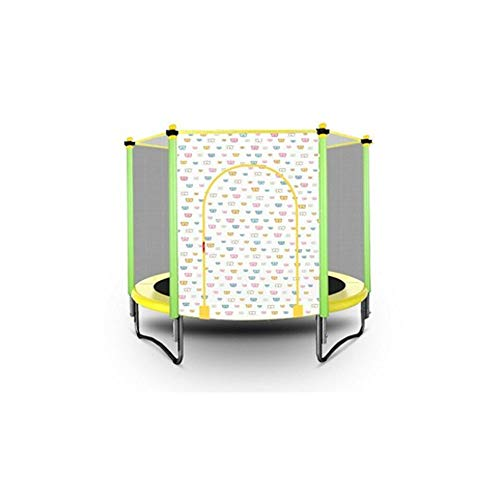 New Outdoor equipment Foldable Kids Trampoline Home Children's Indoor Jumping Bed Bungee Jumping Tra...