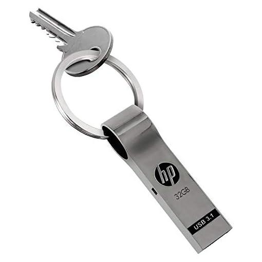 HP PENDRIVE 32 GB USB 3.0 X785W Plata, HPFD785W-32 1