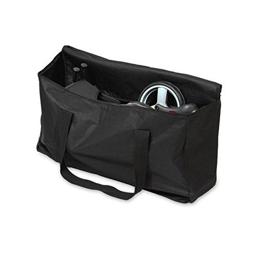 maxVitalis Transporttasche für Rollatoren, Strapazierfähige Aufbewahrungstasche, Rollator-Zubehör, Tasche zum Transport von Rollatoren, Tragetasche mit Handgriffen und Reißveschluss