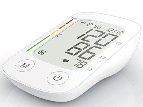 Gima Jolly digitale drukmeter voor de bloeddruk, Sistolica en diastolische diastoliek en frequentie: voor professioneel gebruik of thuisgebruik.