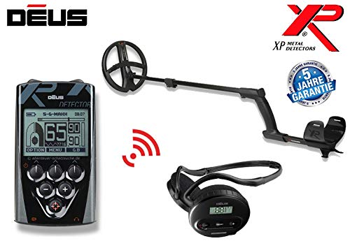 XP DEUS X35 22 RC WS4 Komplett-Set