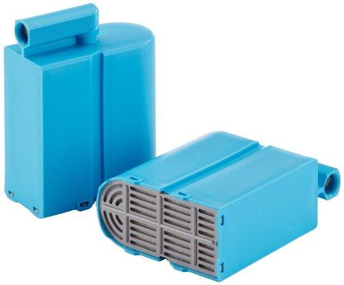 Domena 500410057 Kalkfilterkartuschen für Dampfbügelstationen mit EMC/CAPT Protect - Anti-Kalk-System / 2-er-Box