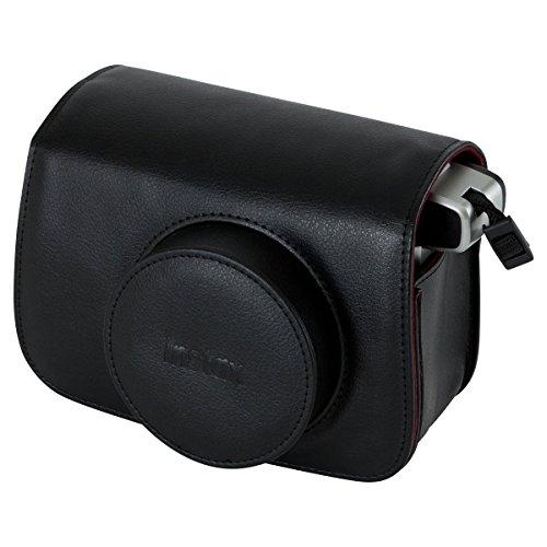 Fujifilm 70100128915 - Funda para cámara Instax Wide 300, Color Negro