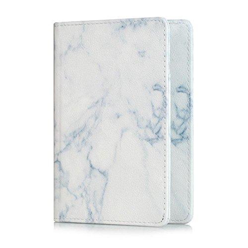 KATUMO , Portafogli da viaggio  Bianco #2Marbre Passeport Proteuille