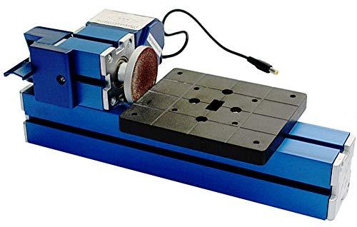 New BUBUQD Mini Metal Sanding Machine Grinder DIY Tool Model Making Power Tool for Hobbyist