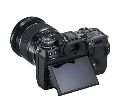 FUJIFILMミラーレス一眼カメラX-H1ブラックX-H1