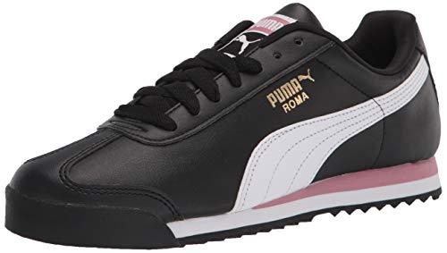PUMA Roma Basic, Zapatillas Deportivas. para Mujer, Black Foxglove, 35.5 EU