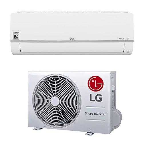 Climatizzatore condizionatore monosplit LG da 12000 btu Libero Plus SQ WiFi inverter A++ in R32