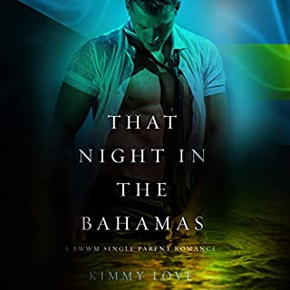 That Night in the Bahamas audiobook cover art