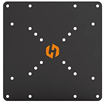 Husky Mounts 200x200 VESA Adapter Allows 100x100 Mount to Fit 200X100 200x200 Monitor VESA Plate Extender Won t FIT VESA Larger Than 200x200  8 x8   TV Bracket Extension Kit.TV Hardware Included