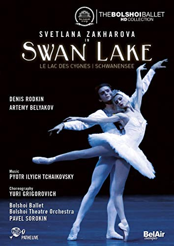 Tchaïkovski/Le Lac des Cygnes, Ballet & Orch. du Bolchoï