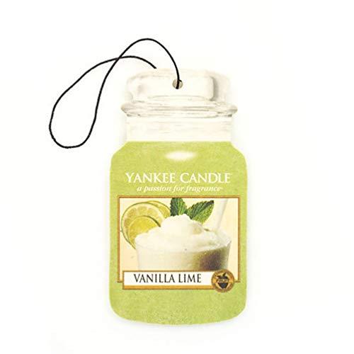 YANKEE CANDLE 1172085E Vanilla Lime Auto