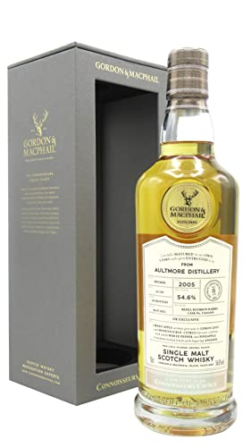 Aultmore - Connoisseurs Choice Single Cask #15601009-2005 15 year old Whisky