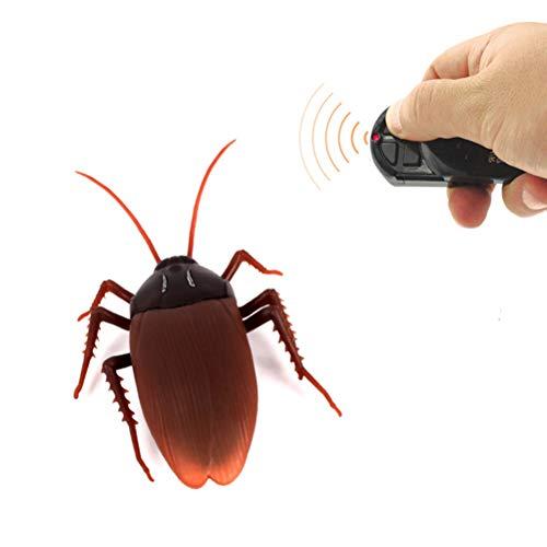 RC Ferngesteuerte Spinne Fernbedienung Spider Spielzeug Geschenk Halloween Riesenspinne Black Widow Ferngesteuerte Spinne, Riesenspinne 15cm
