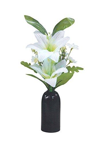 LED造花 ルミナスミニ百合M 1310203