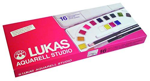 LUKAS Aquarell Studio, Premium-Aquarellfarben Set