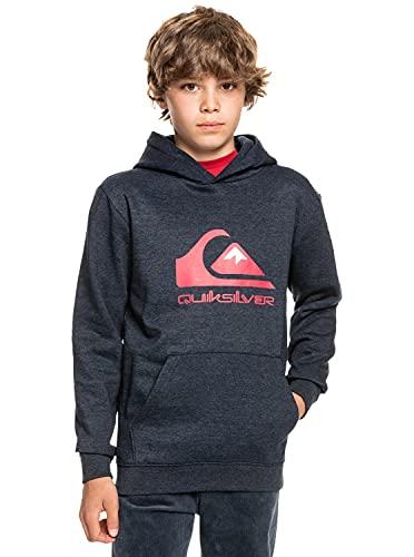 Quiksilver™ Big Logo - Felpa con Cappuccio - Ragazzo-
