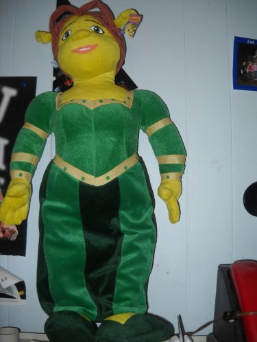 Princess Fiona Ogar doll