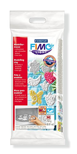 FIMO Air light, weiss microwave 250g