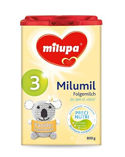 Milupa - Milumil 3 Vanille- Geschmack