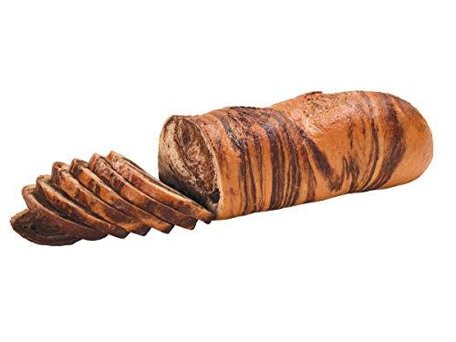Turano Baking Sliced Marble Rye Panini Bread, 3 Pound -- 6 per case.