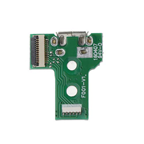 Junlinto, Micro USB Opladen Poort Socket Board Voor JDS-030 PS4 Controller Oplader PCB Board