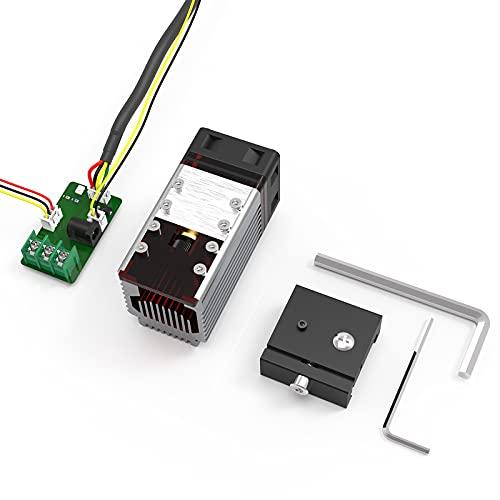 NEJE, modulo 30w, adatto per macchina Master 2, per macchina incisore NEJE, adatto per incidere legno, carta e acrilico, componenti per macchina per incisione