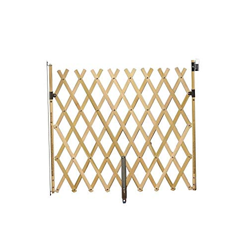 GMI Keepsafe 36' Wood Expansion Gate Made in USA by GMI