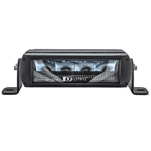 Lightpartz LTPZ-DL101-S LED Zusatz Fernscheinwerfer + Standlicht E-Prüfzeichen