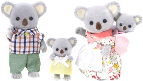 SYLVANIAN FAMILIES 3554 - Figuras de Familia de Koalas