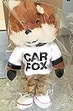 Show Me the Car Fax Car Fox Plush - 10 Inches Tall by CARFAX