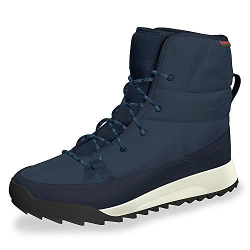 adidas Damen Terrex Choleah Padded Cp Trekking- & Wanderstiefel, Blau (Azutra/Tinley/Negbás 0), 40 EU