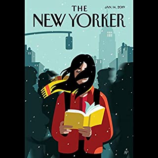The New Yorker, January 14th 2019 (Malcolm Gladwell, Jake Halpern, Elisabeth Zerofsky) Titelbild