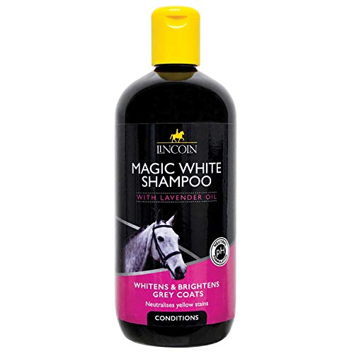 Lincoln (BHB) Lincoln Magic Wit Paard Shampoo 1 liter