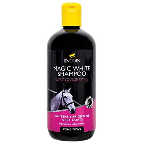 Lincoln (BHB) Lincoln Magic Wit Paard Shampoo 1 liter
