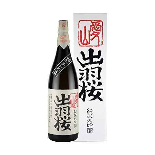出羽桜 純米大吟醸 愛山 1800ml