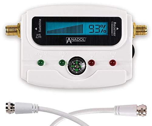 Anadol -   SF33 White LCD