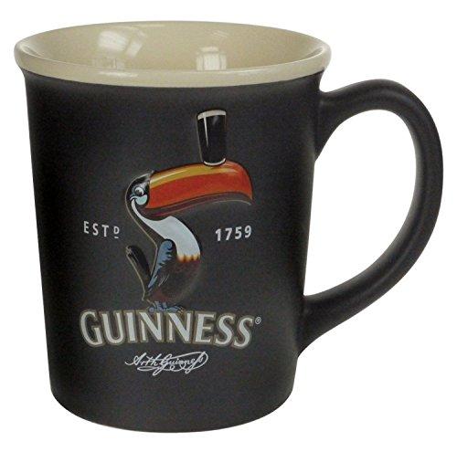 Guinness Groß Tukan Schwarz Becher