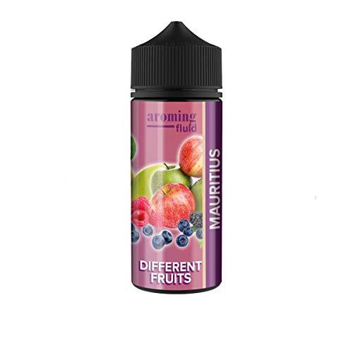 AROMING Fluid   Vape Liquid ohne Nikotin Verschiedene Früchte   100ml Frucht Liquid   Erfordert αroming Plus Aromenträgerstoff für 13 Köpfe