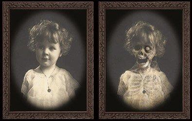 Cultica Halloween Bild Verwandlungsbild Horror Galerie des Grauens 06