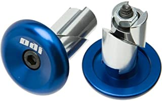 ODI End Plug - Aluminum Blue, One Size