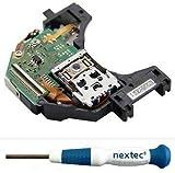 Microsoft Xbox One Disc Drive Replacement Laser Lens/Xbox One Bluray Laser (HOP-B150) Liteon (DG-6M1S-01B) + Nextec T10 Screwdriver