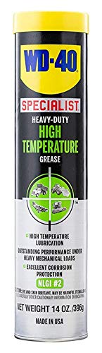 WD-40 - 30039 Specialist High-Temp Grease, 14 OZ