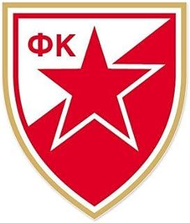 FK Crvena Zvezda - Serbia Football Soccer Futbol - Car Sticker - 5