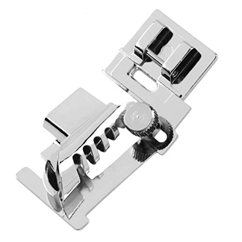 PRETYZOOM naaimachine voet roestvrij staal naaimachine bias tape bindband voet naaimachine benodigdheden