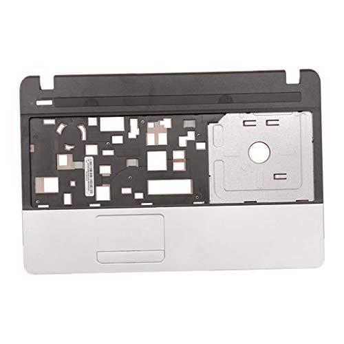 PETSOLA Silver Plastic Computer Palmrest Upper Case Housing for Acer Aspire E1-531G